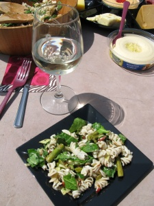 Gluten Free Pasta Salad...delicious!