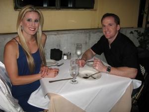 Dinner Buona Tavola in downtown SLO