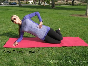 Side Plank Level 1