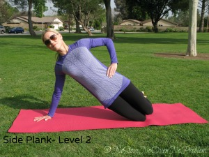 Side Plank Level 2