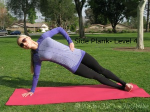 Side Plank Level 4